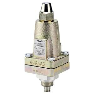 CVPP (LP)/CVPP (HP) zawór pilotowy różnicy ciśnień