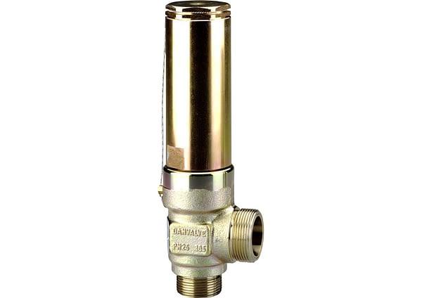 SFV 15-25 T, standardowa nastawa ciśnienia