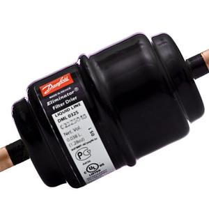 DML, filtr odwadniacz, przyłącza miedziowane lutowane
