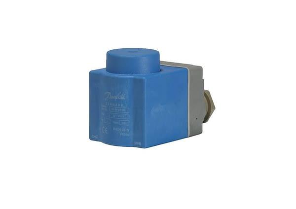 DC cewki z mocowaniem zatrzaskowym, 18W