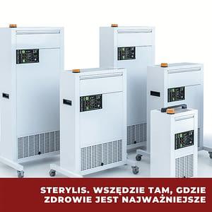 sterylis wszedzie tam gdzie zdrowie jest najwazniejsze 300x300 Bezpieczeństwo przede wszystkim   Sterylizatory pomieszczeń STERYLIS