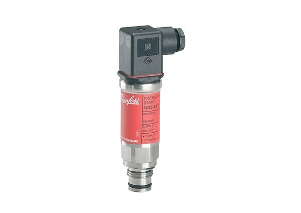 MBS 4010, przetworniki ciśnienia z płaską membraną