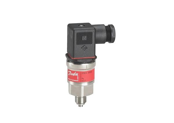 MBS 3000, przetworniki ciśnienia do ogólnych zastosowań przemysłowych