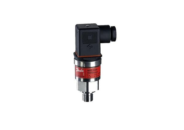 MBS 9200, przetworniki ciśnienia
