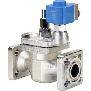 ICV PM flanged valve housings