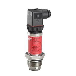 MBS 4510, przetworniki ciśnienia z płaską membraną i możliwością regulacji zera i zakresu
